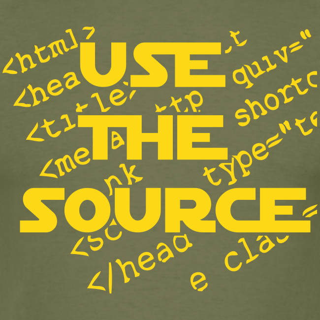 Use the Source!
