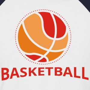 Basketball T-Shirts - Men's Baseball T-Shirt