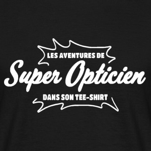 Opticien Tee shirts - T-shirt Homme