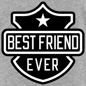 Best Friend ever T-shirts - Premium-T-shirt tonåring