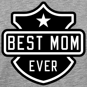 Best Mom ever T-skjorter - Premium T-skjorte for menn