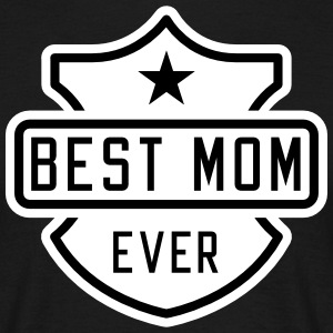Best Mom ever T-shirts - T-shirt herr