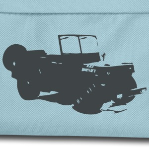 US Jeep Willys  - Kinder Rucksack