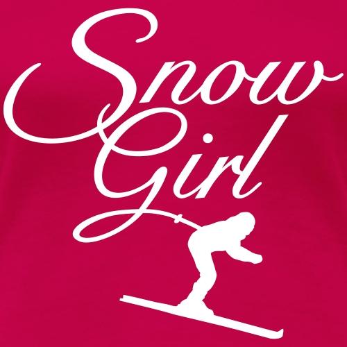 Snowgirl Klassisch Ski