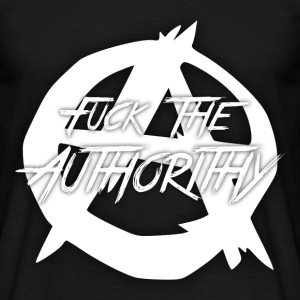 Fuck The Authority - T-shirt Homme