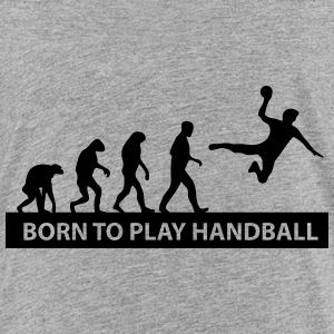 born to play handball T-Shirts - Kinder Premium T-Shirt