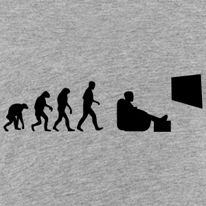 tv evolution T-Shirts - Kinder Premium T-Shirt