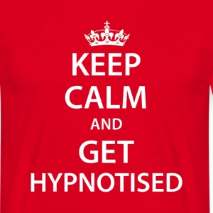 Keep Calm Get Hypnotised Tee - Men's T-Shirt