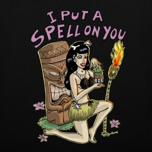 i put a spell on you Sacs et sacs à dos - Tote Bag