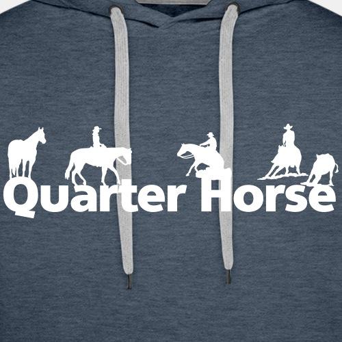 quarter_horse_silhouetten