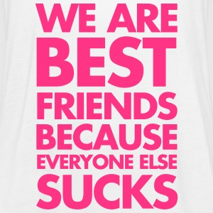 Best Friends Tops - Frauen Tank Top von Bella