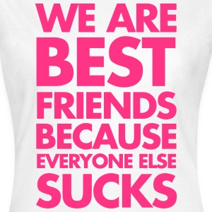 Best Friends T-Shirts - Women's T-Shirt
