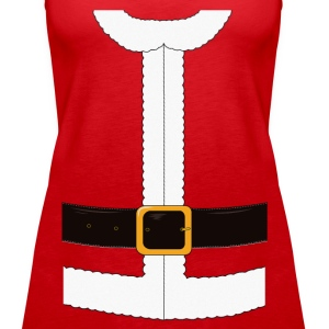 Funny Santa Claus / Christmas costume Tops - Women's Premium Tank Top