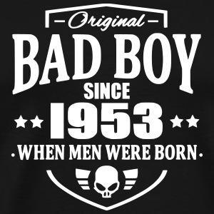 Bad Boy Since 1953 T-shirts - Premium-T-shirt herr