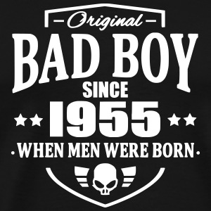 Bad Boy Since 1955 T-shirts - Premium-T-shirt herr