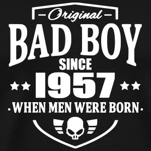 Bad Boy Since 1957 T-Shirts - Men's Premium T-Shirt