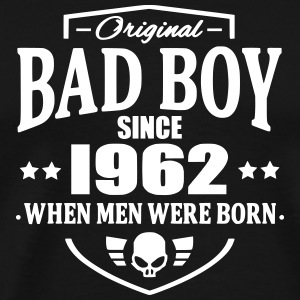 Bad Boy Since 1962 T-shirts - Mannen Premium T-shirt