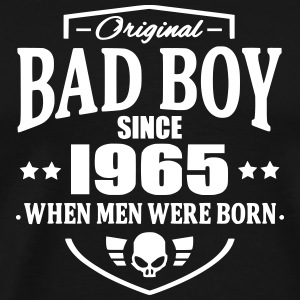 Bad Boy Since 1965 T-Shirts - Männer Premium T-Shirt