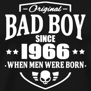 Bad Boy Since 1966 Camisetas - Camiseta premium hombre