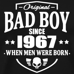 Bad Boy Since 1967 Camisetas - Camiseta premium hombre