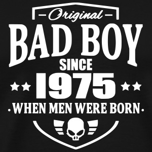Bad Boy Since 1975 T-Shirts - Men's Premium T-Shirt