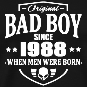 Bad Boy Since 1988 T-Shirts - Men's Premium T-Shirt