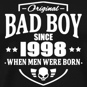 Bad Boy Since 1998 Camisetas - Camiseta premium hombre