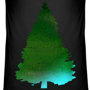 Green Christmas tree T-Shirts - Men's Slim Fit T-Shirt
