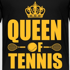 Queen of Tennis Shirts - Kids' Premium T-Shirt