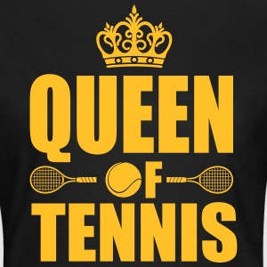 Queen of Tennis T-Shirts - Frauen T-Shirt