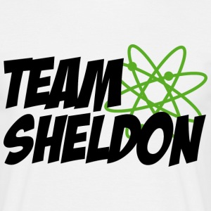 Herr T-shirt Team Sheldon - T-shirt herr