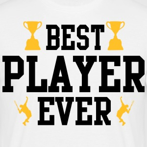 Tennis - best player ever T-Shirts - Men's T-Shirt