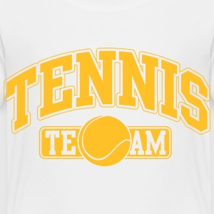 Tennis Team Shirts - Kids' Premium T-Shirt