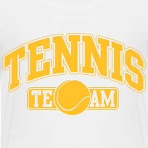 Tennis Team Shirts - Teenager Premium T-shirt