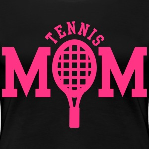 Tennis Mom T-shirts - Vrouwen Premium T-shirt