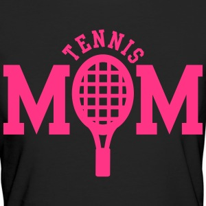 Tennis Mom T-Shirts - Frauen Bio-T-Shirt