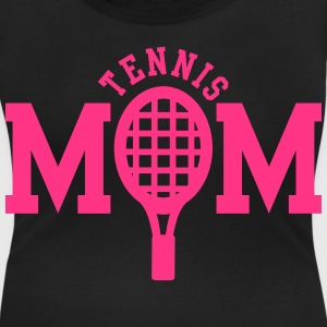 Tennis Mom T-Shirts - Women's Scoop Neck T-Shirt