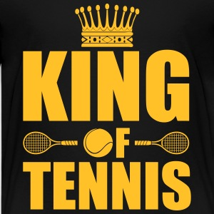 King of tennis Shirts - Teenage Premium T-Shirt