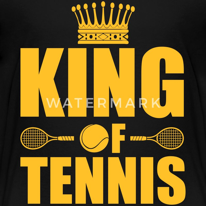 King of tennis Shirts - Teenager Premium T-shirt