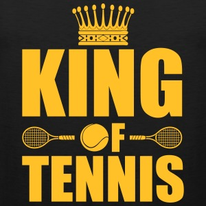 King of tennis Tank Tops - Herre Premium tanktop