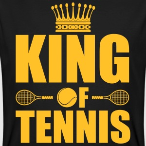 King of tennis T-Shirts - Männer Bio-T-Shirt