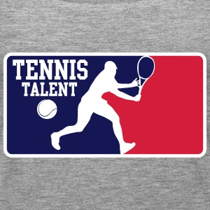 Tennis talent Tops - Women's Premium Tank Top