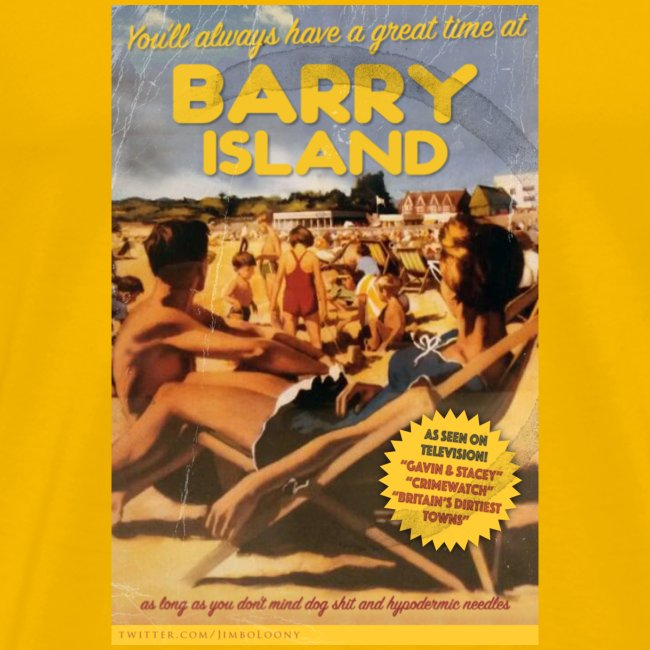 Taff Tourism: Barry Island
