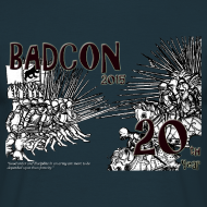Design ~ BADcon 2015 20th year shirt
