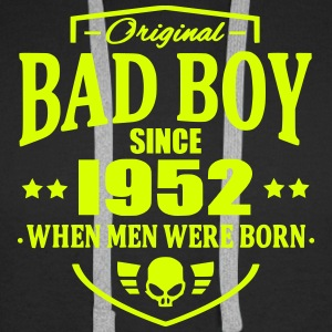 Bad Boy Since 1952 - Men's Premium Hoodie