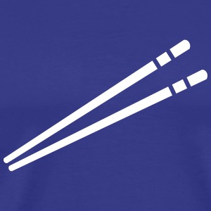 Chopsticks  T-Shirts - Men's Premium T-Shirt