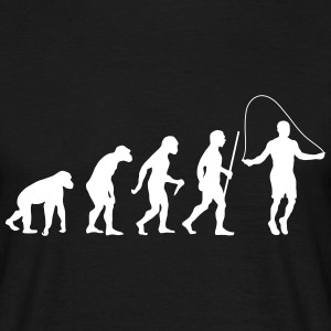 Evolution Rope Skipping Tee shirts - T-shirt Homme