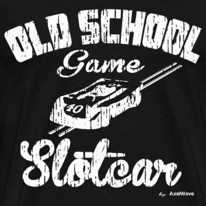 Oldschool game - T-shirt Premium Homme