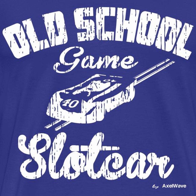 Oldschool game slotcar
