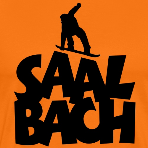 Saalbach Snowboarding Snowboarder